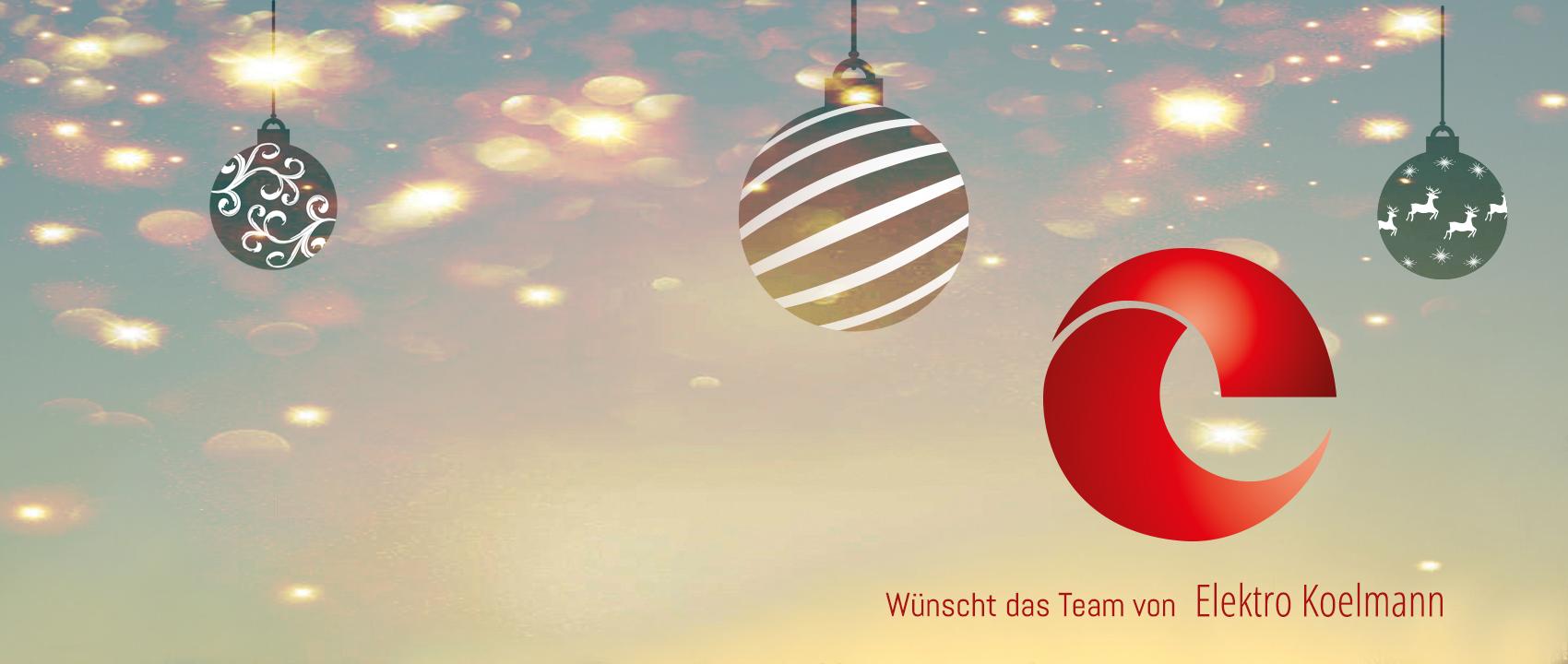 Frohe Feiertage & einen guten Start in das neue Jahr 2021!